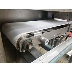 Image MERRICK IND. 950 Weigh Belt Feeder Belt Scale - Stainless Steel 1026330