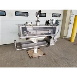 Image MERRICK IND. 950 Weigh Belt Feeder Belt Scale - Stainless Steel 1026332