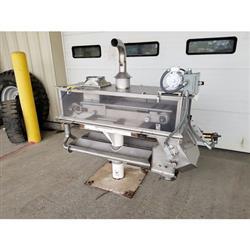 Image MERRICK IND. 950 Weigh Belt Feeder Belt Scale - Stainless Steel 1026333