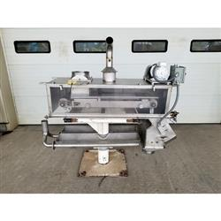 Image MERRICK IND. 950 Weigh Belt Feeder Belt Scale - Stainless Steel 1026334