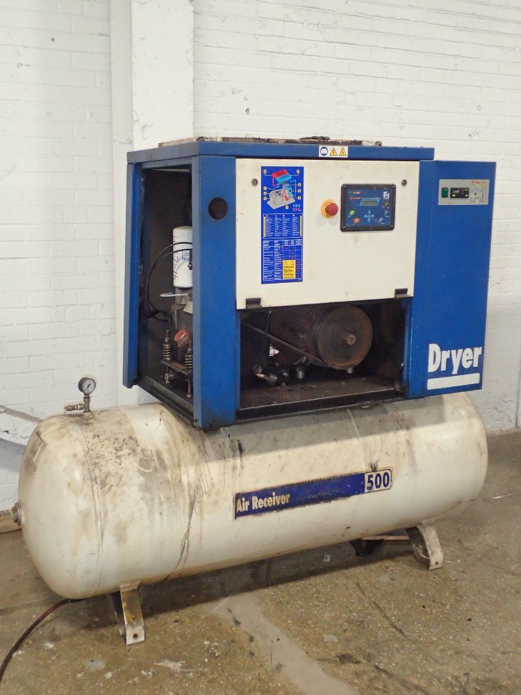 FIAC DS20/AC Air Compre - 319651 For Sale Used N/A