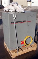 319724 - 1.5 HP POLYMER SYSTEMS Blower - Cyclone Dust Collector