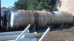 319958 - 6800 Gallon Reactor - 304 Stainless Steel