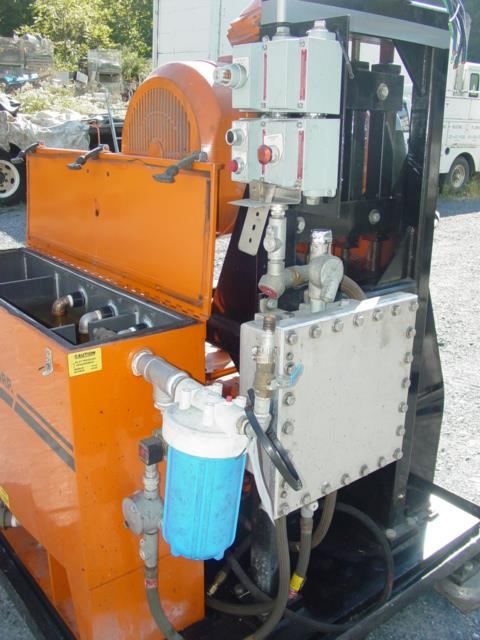 NLB 8000 PSI Water Jetting/ - 320430 For Sale Used