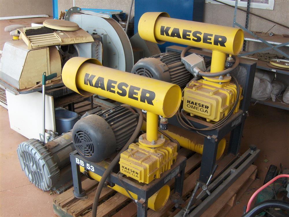 Image BALDOR Hazardous Location Motor with Kaeser Compressor 1031707