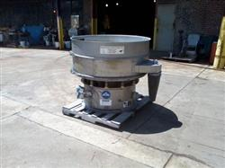 320727 - 48in SWECO Single Deck Sifter