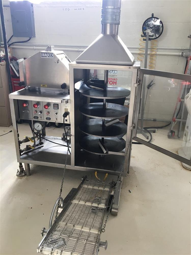 BE&SCO Beta 900 Tortilla Machine