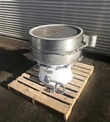320837 - 30in SWECO Sifter Screener Separator - Stainless Steel