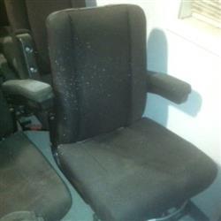321360 - High Back Seat