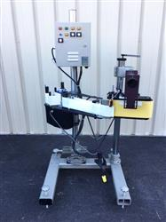 322346 - ACCRAPLY CCL Pressure Sensitive Wrap Around Labeler - Model 500R.H.