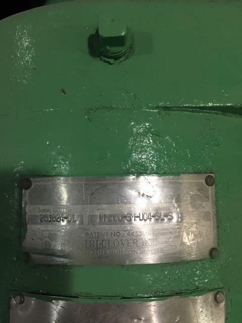 Image TRI-CLOVER PRE60 Pump 1041179