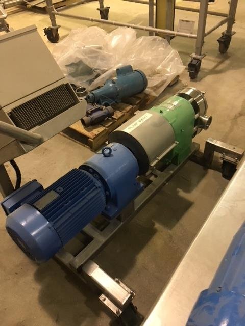 Image TRI-CLOVER PRE60 Pump 1041180