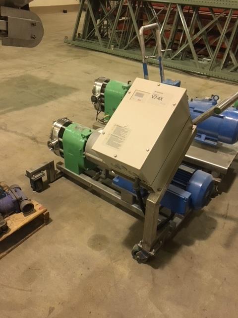 Image TRI-CLOVER PRE60 Pump 1041182