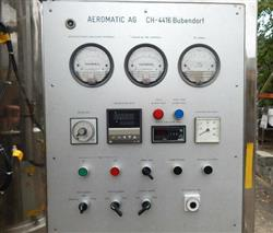 Image AEROMATIC T-2 Fluid Bed Dryer - Stainless Steel 1041979