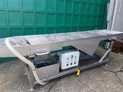 322477 - Vibratory Sorting Table - 30in W X 13ft