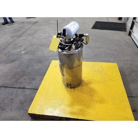 Image Vacuum Filter Receiver Hopper Loader - Stainless Steel 1042768