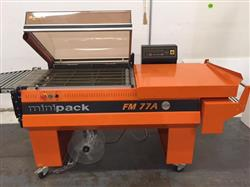 322609 - MINIPACK One-Step Shrink Wrap Machine - Model FM77A