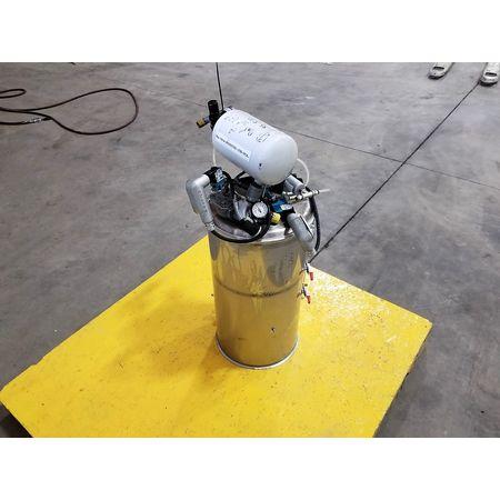 Image Vacuum Hopper Loader Filter Receiver - Stainless Steel 1043377