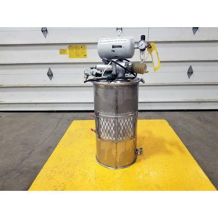 Image Vacuum Hopper Loader Filter Receiver - Stainless Steel 1043379