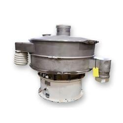 322754 - 48in SWECO S48S86 Vibratory Screener Sifter Separator - Single Deck, Stainless Steel