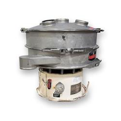 322766 - 30in KASON K30-1-SS Separator Screener Sifter - Stainless Steel, Single Deck