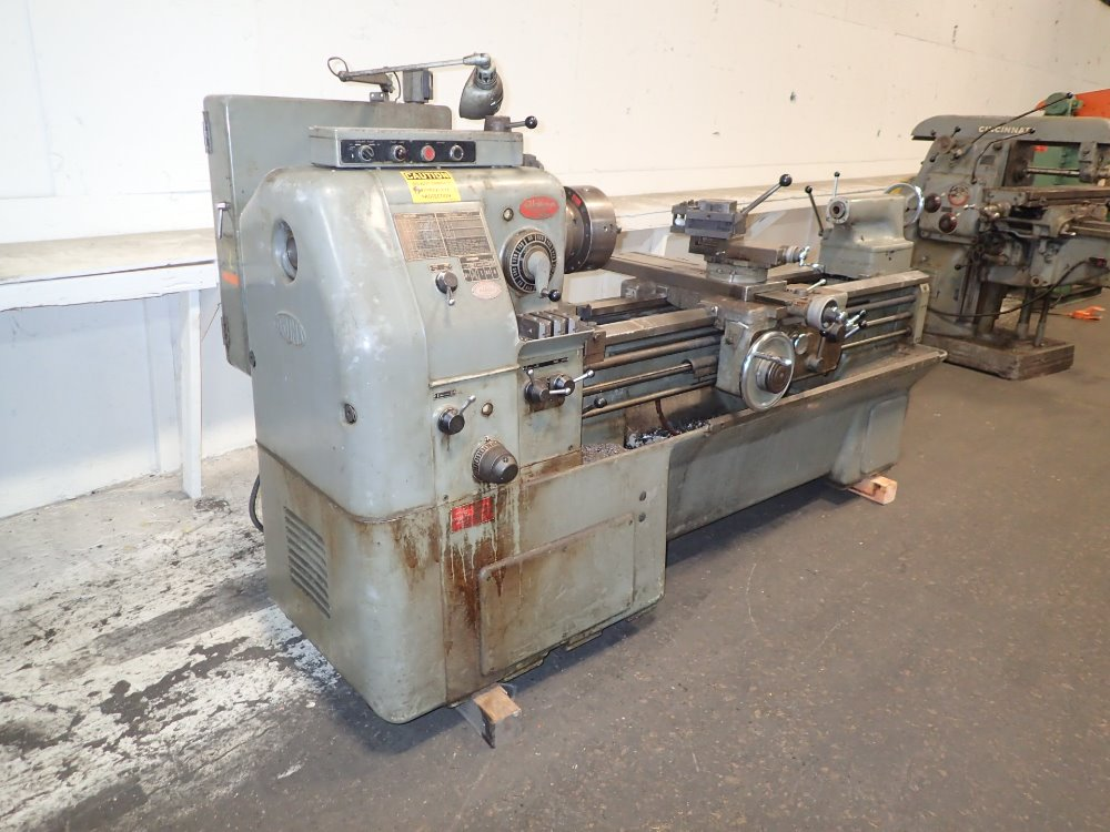 OKUMA Lathe - 322952 For Sale Used N/A