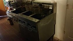 322972 - FRYMASTER FPH214CSD Electric Fryer