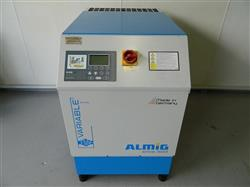 323046 - 25 HP ALMIG Rotary Screw Air Compressor - Model CE-00396, 100 CFM at 190 PSI