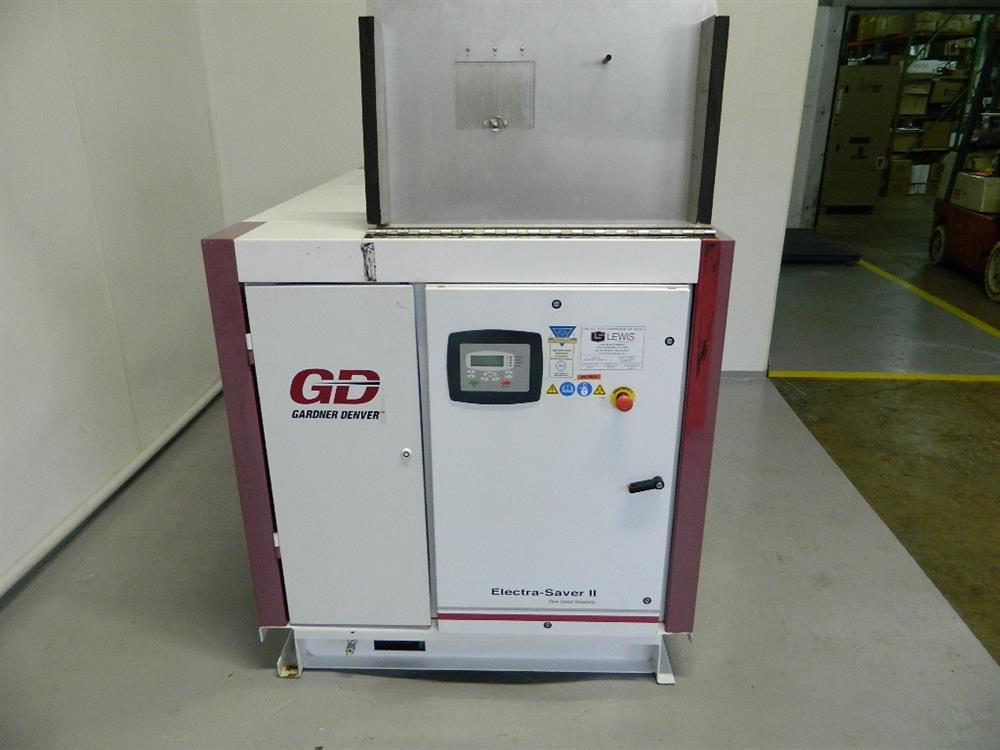 50 HP GARDNER DENVER Ro - 323084 For Sale Used N/A