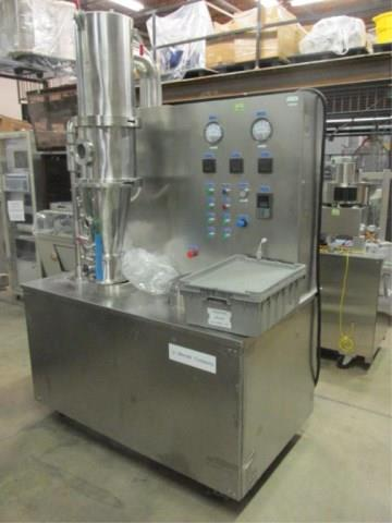 MENDEL FBP-1 Fluid Bed Processor-Dryer