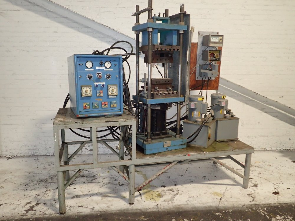 K-TECH 400 1 Heated Pla - 323283 For Sale Used N/A