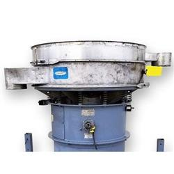 323495 - 48in SWECO Screener Separator - Single Deck Stainless Steel