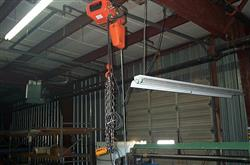 323692 - .5 Ton P&H Hoist