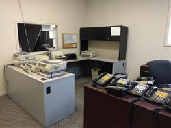 323700 - Office Furniture and Phone System