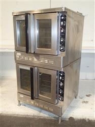 323875 - BLODGETT Dual Natural Gas Oven - Stainless Steel