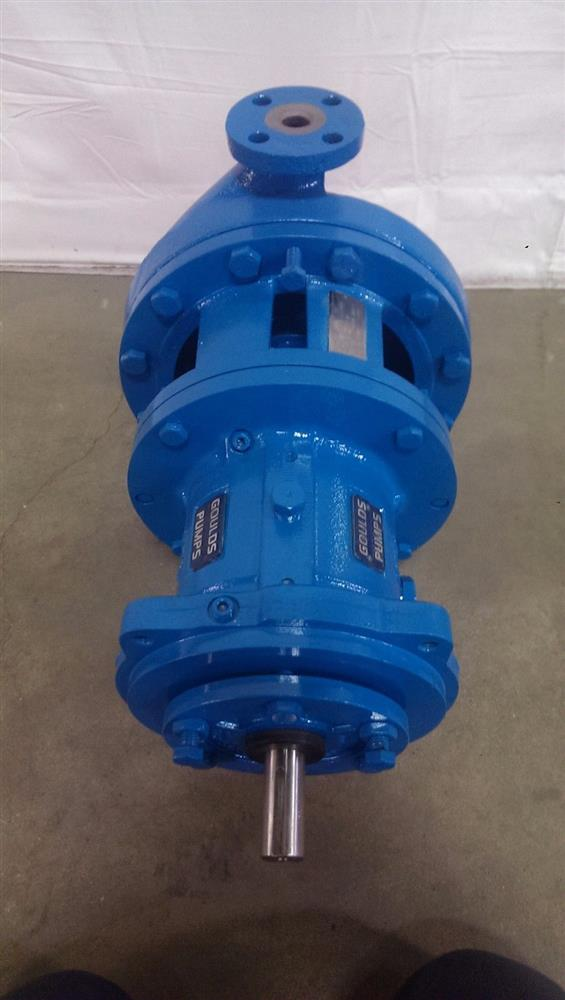 GOULDS 3196 ANSI Pump - 325264 For Sale Used N/A