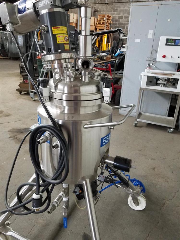 Image T & C Reactor - 20 Liter, Stainless Steel 1056777