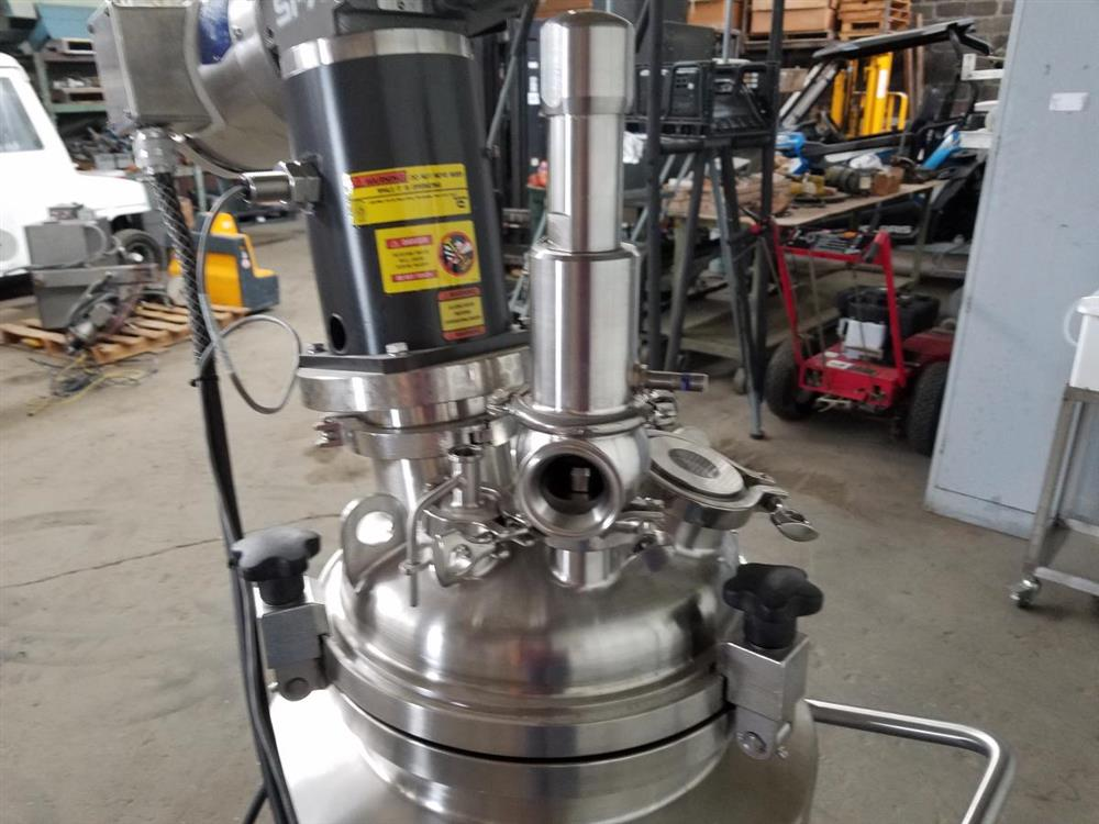 Image T & C Reactor - 20 Liter, Stainless Steel 1056778