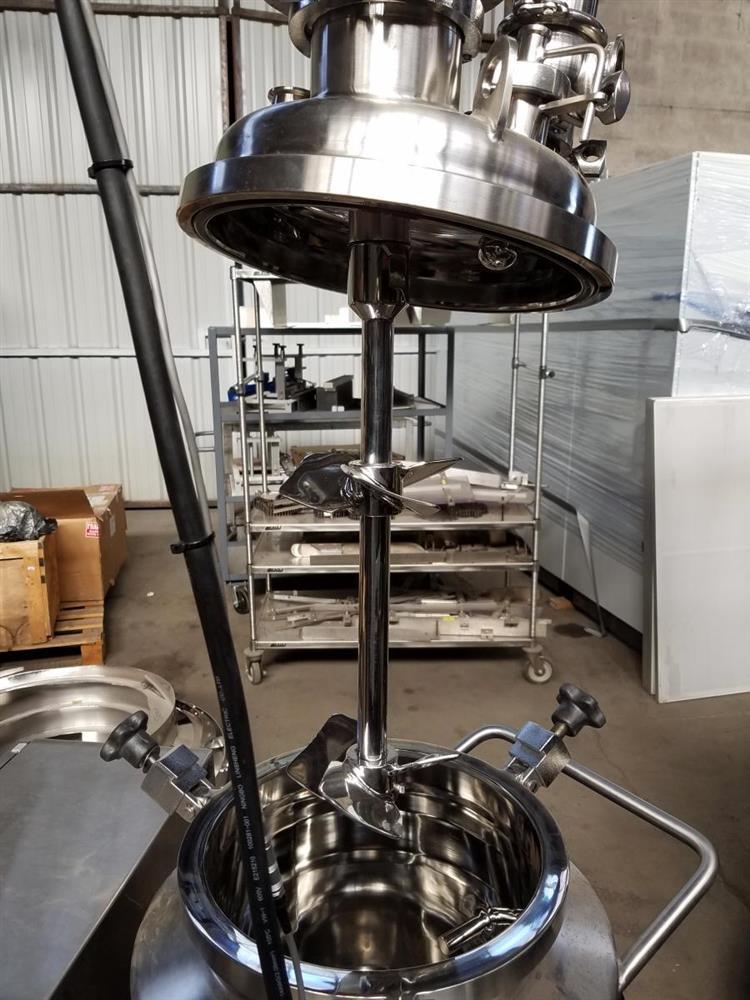 Image T & C Reactor - 20 Liter, Stainless Steel 1056780