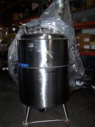 325316 - PRECISION Reactor - 600 Liter, Stainless Steel