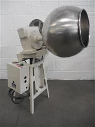 325366 - STOKES Revolving Coating Pan - Stainless Steel