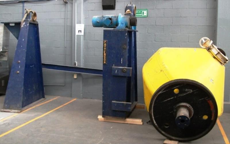 50 Cu. Ft. PATTERSON 50 CU-FT Powder Mixer