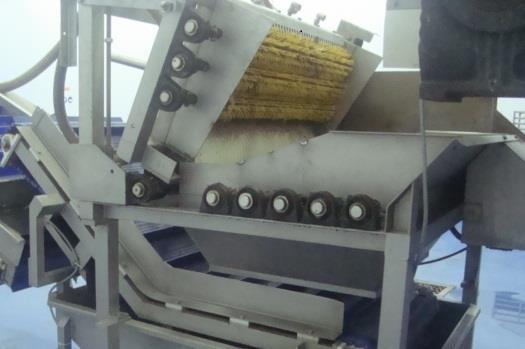 Washing Declumper Machine