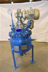 326105 - 20 Gallon PFAUDLER Reactor - Relined