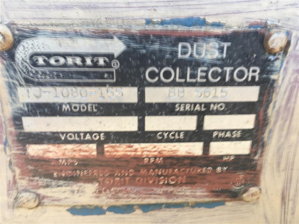 Image DONALDSON TORIT TJ 1080 Dust Collector  1062757