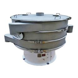327992 - 60in Two Deck Vibratory Separator Screener Sifter Shaker - Stainless Steel