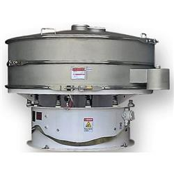 328003 - 60in Single Deck Vibratory Separator Screener Sifter Shaker - Stainless Steel