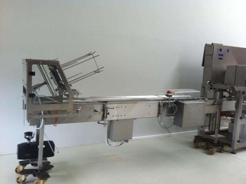 Image INTERPAC WALDNER TS6030 Tray Sealer 1071817