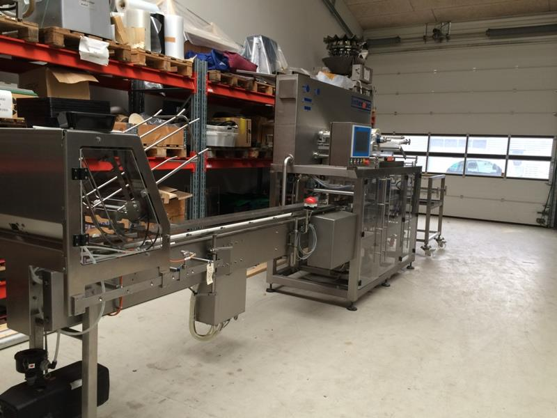 Image INTERPAC WALDNER TS6030 Tray Sealer 1071818