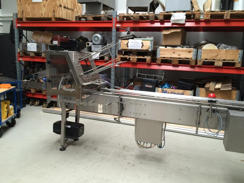 Image INTERPAC WALDNER TS6030 Tray Sealer 1071821